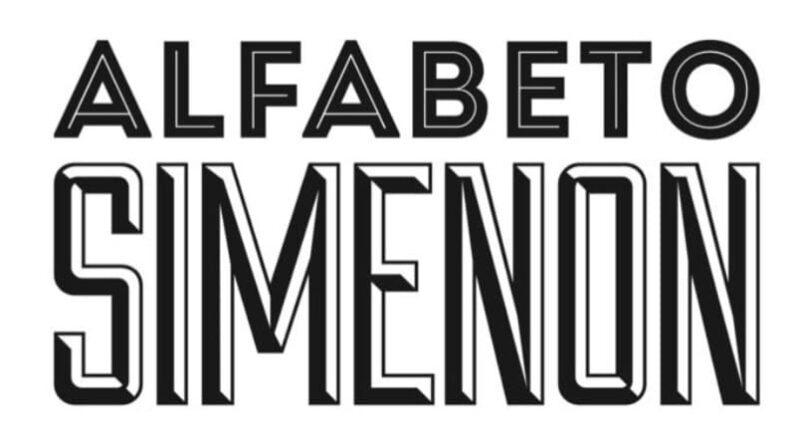 Alfabeto Simenon