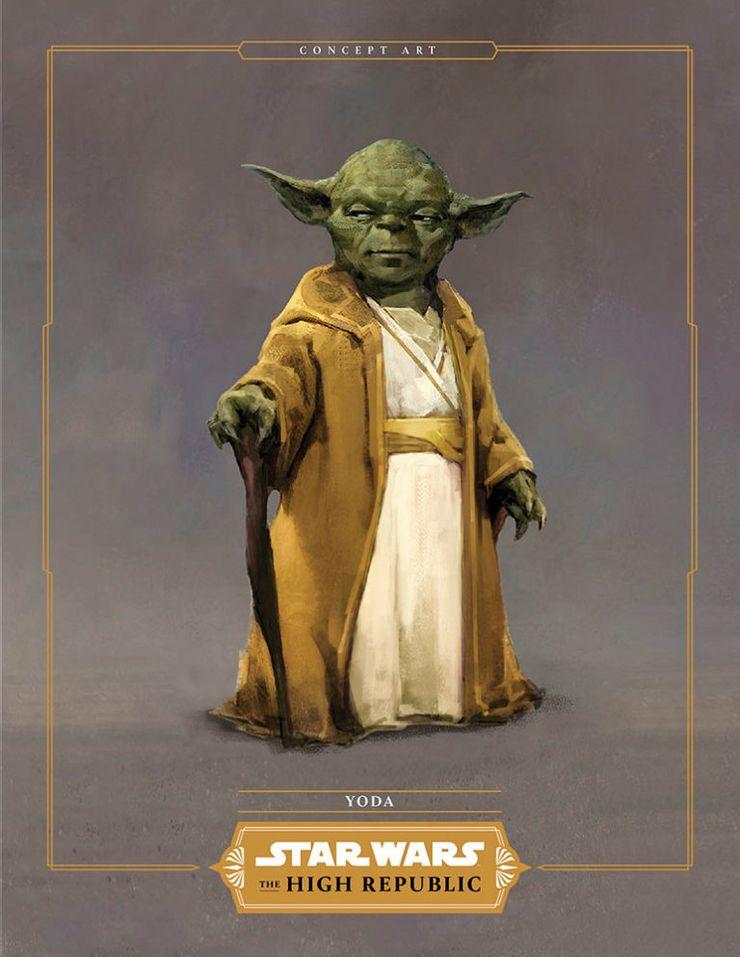 Star Wars: The High Republic - Yoda