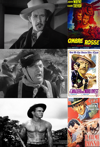 Gli attori che hanno ispirato la figura dei tre fratelli Bill