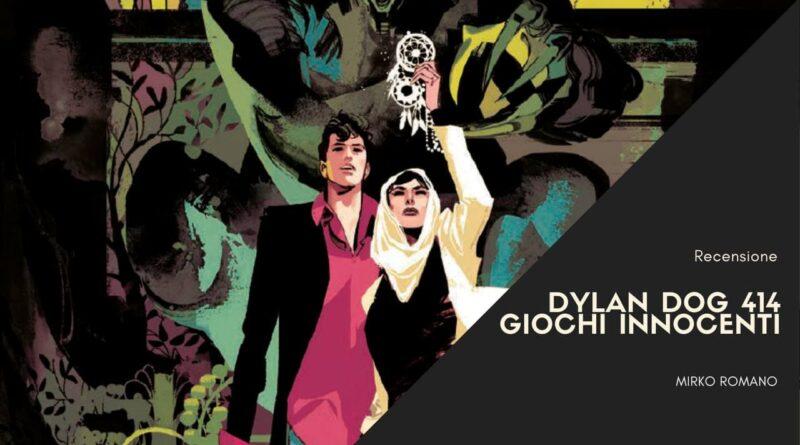 Dylan Dog 414 – Giochi Innocenti