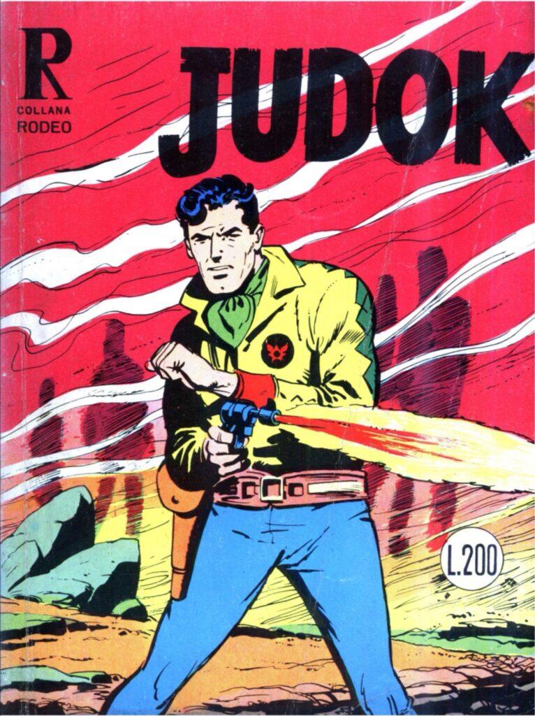 Collana Rodeo: Judok, l'albo che ispira Le Storie Cult Judok
