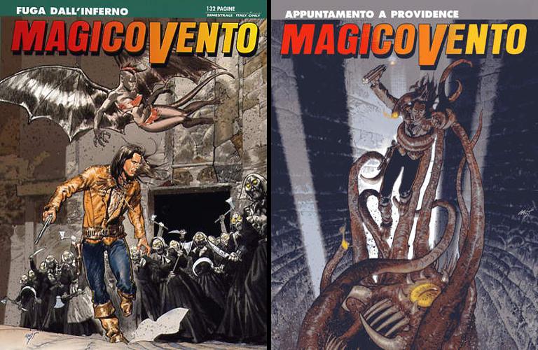 Magico Vento 103 e 104
