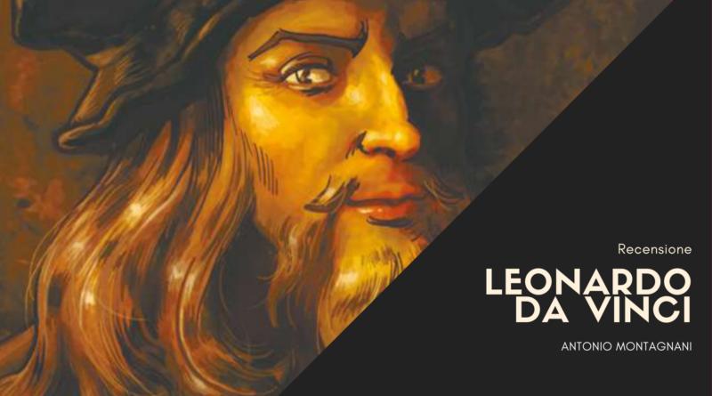 Leonardo da Vinci a fumetti