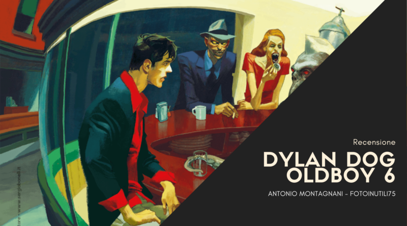 Dylan Dog Old Boy 6