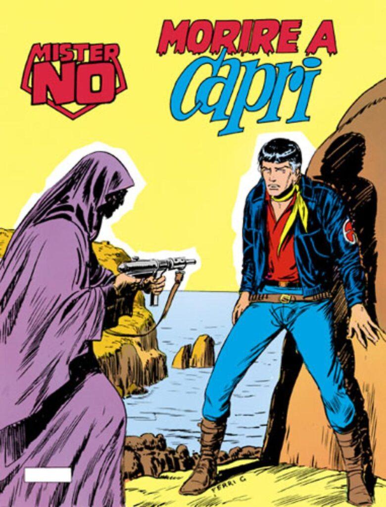 Mister No 77: Morire a Capri