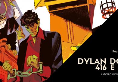 Dylan Dog 416 e 417: Dylan detenuto e sottoposto a giudizio