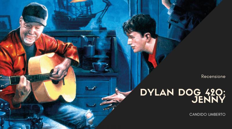 Dylan Dog #420 – Jenny